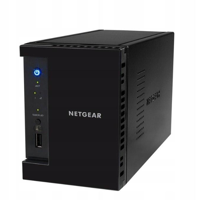 212 ReadyNAS Desktop (Diskless - 2x0 HDD)
