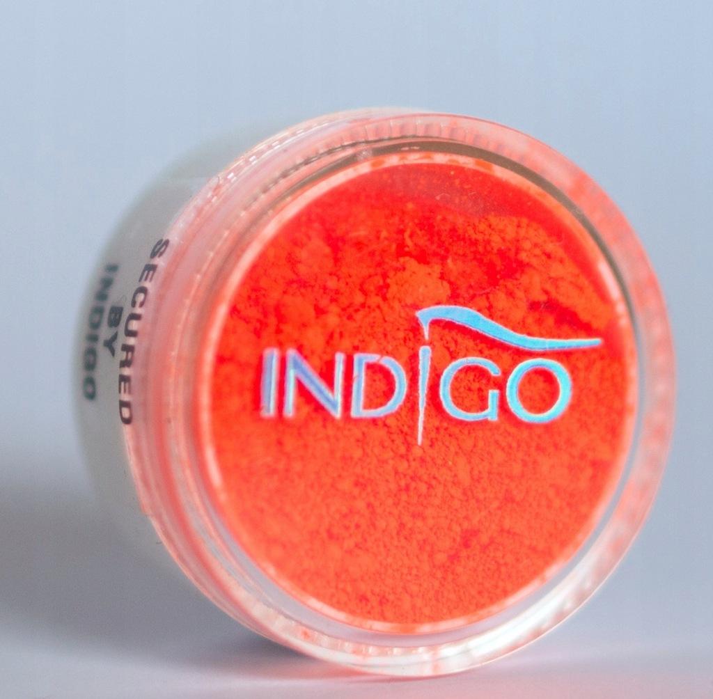 Smoke Powder Atomic Orange indigo
