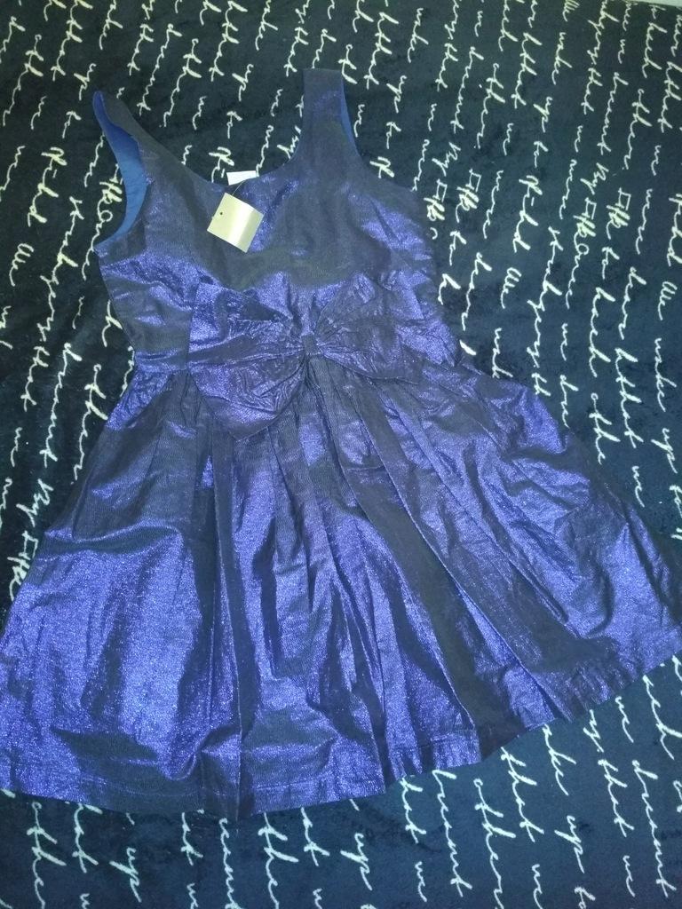 next____cudna nowa sukienka ___152___12 lat