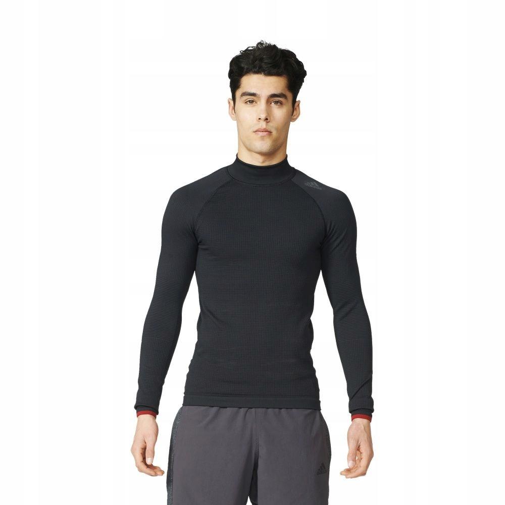 Koszulka adidas Techfit Heat Long Sleeve Mock S cz