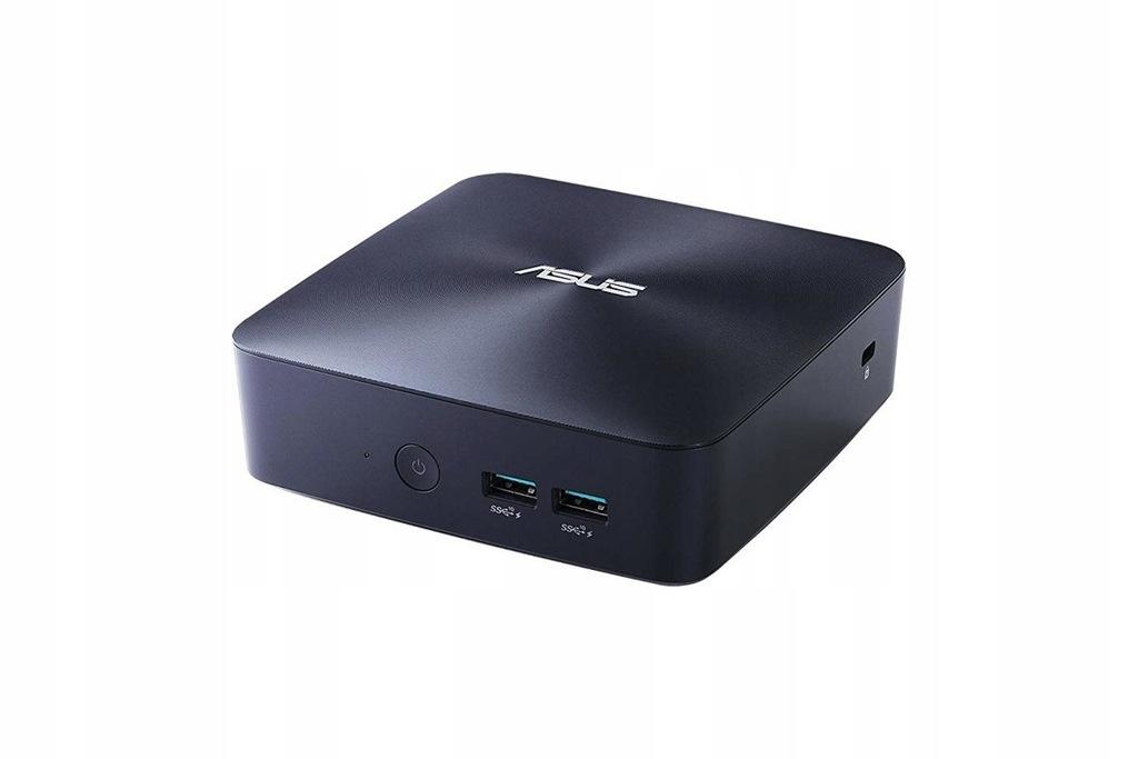 MINI PC ASUS UN68U i5 8250U 8GB DDR4 SSD-256 WIN10