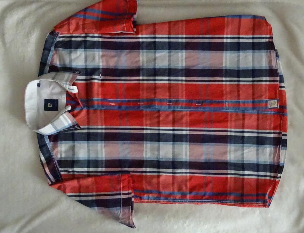 Pierre Cardin koszula z krótkim rękawem M/L