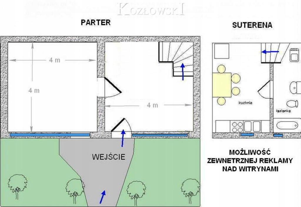 Biuro Gdynia, Obłuże, 46,00 m²