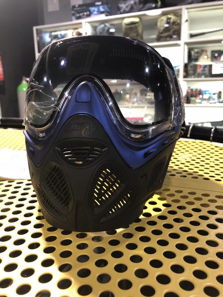 Maska Sly Profit - Blue