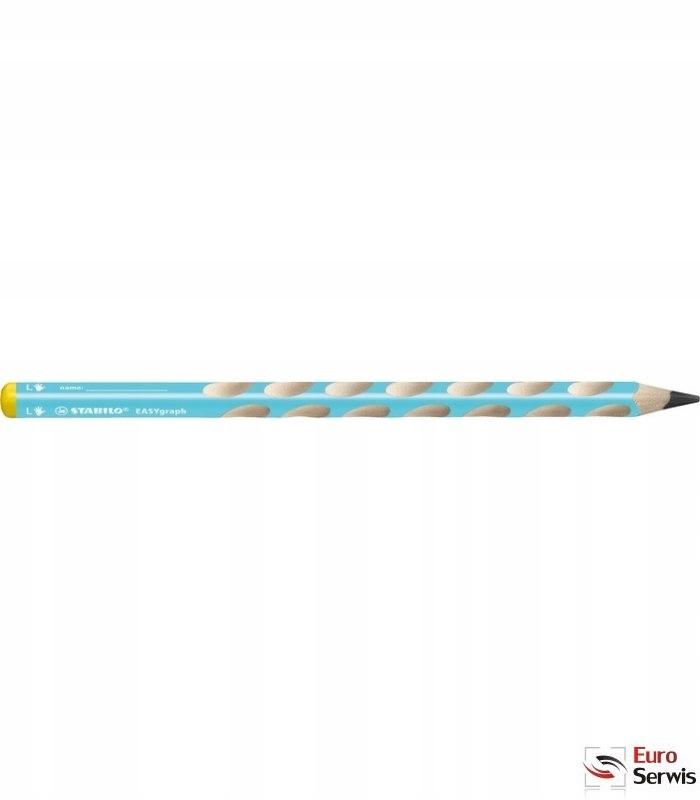 Ołówek STABILO Easygraph HB niebieski dla leworęcz
