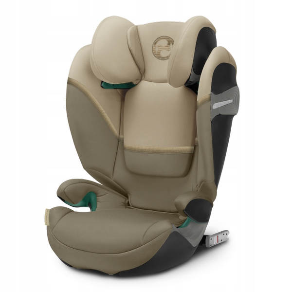 CYBEX SOLUTION S-FIX CLASSIC BEIGE FOTELIK 15-36kg