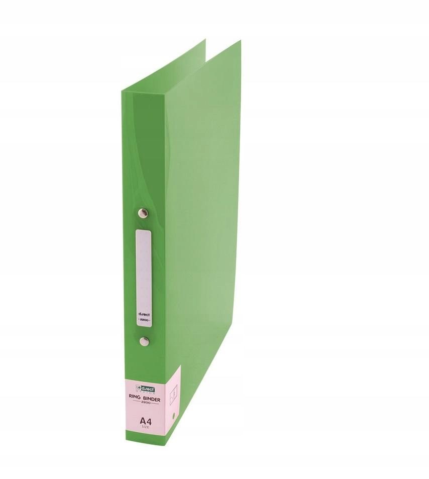 Segregator PP 2R 2200 transpar.zielony D.RECT