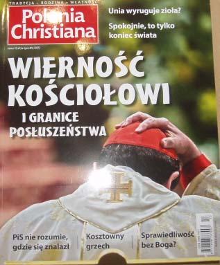 Polonia Christiana 2016 Konserwatyzm 7624227371 Oficjalne Archiwum Allegro
