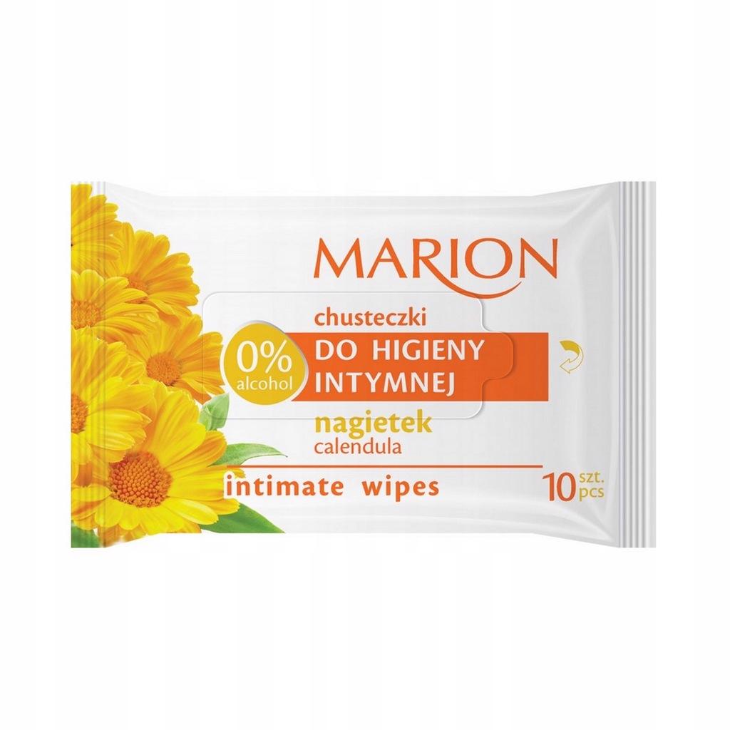 Marion Chusteczki (10) nagietek 1071 do higieny in