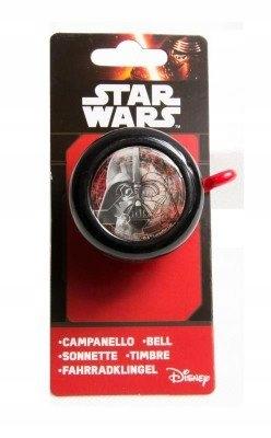 NEW Piękny Dzwonek ROWEROWY Disney Star Wars