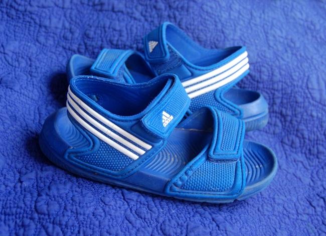 sandały dziecięce adidas 28