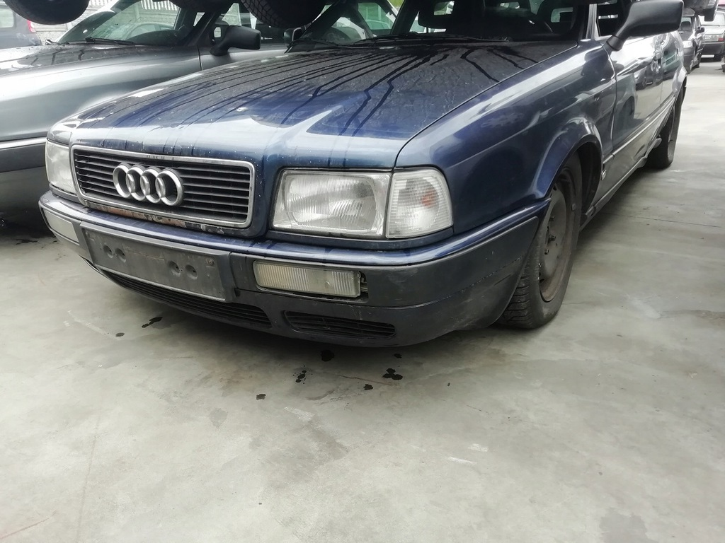 Audi 80 B4 91 96 Blotnik Lewy Przod Lz5t 8082782182 Oficjalne Archiwum Allegro