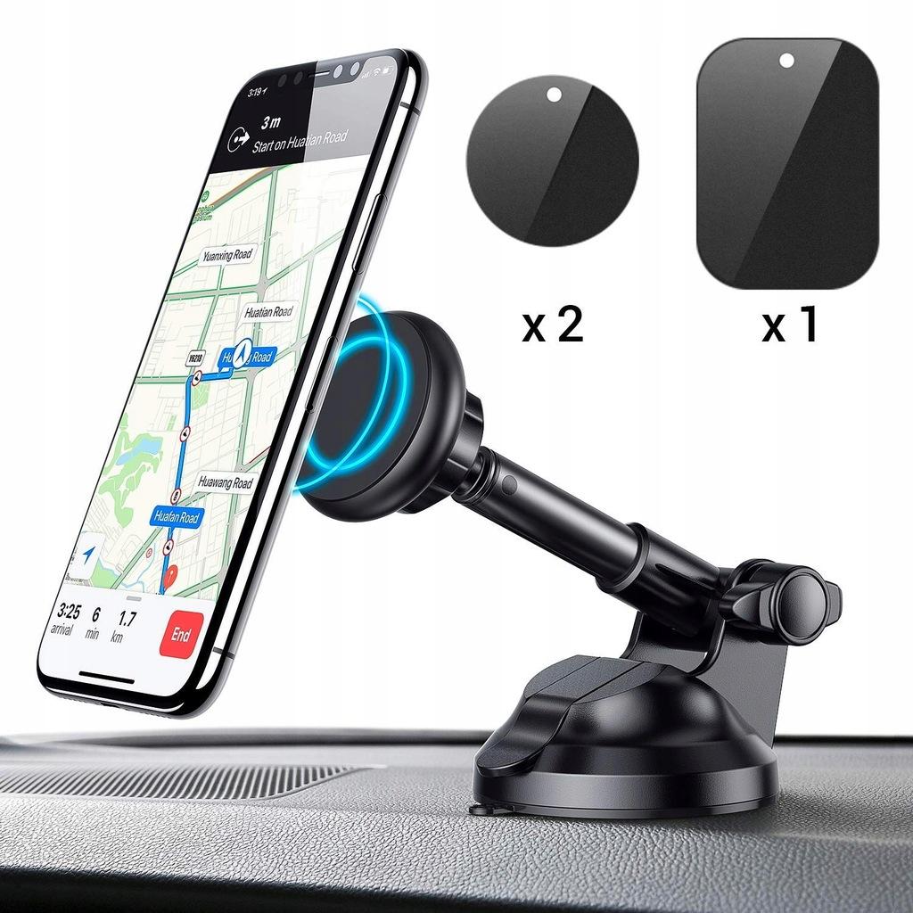 Magnetic Car Phone Mount Universal Dashboard 8150771557 Oficjalne Archiwum Allegro