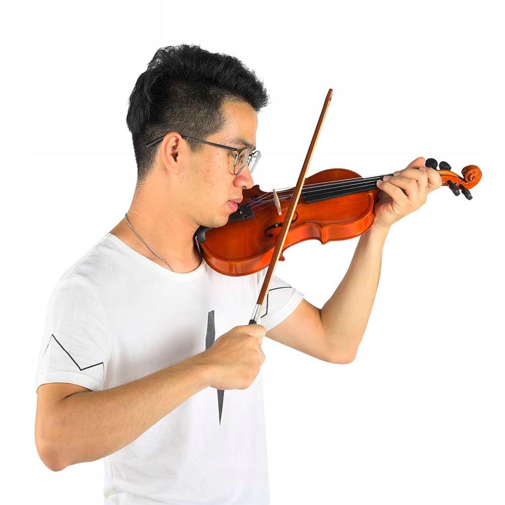 zestaw skrzypiec lipa skrzypce skrzypce 1/2