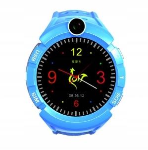 Smartwatch dziecięcy z GPS i telefonem
