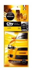 AROMA CITY CARD Odświeżacz powietrza Vanilia