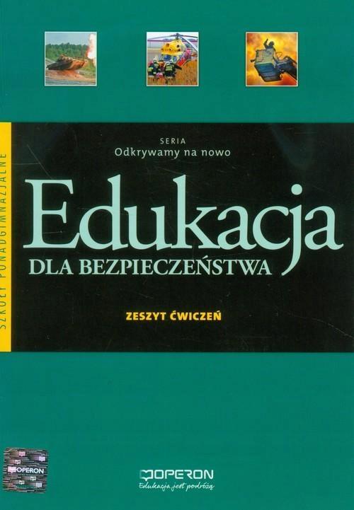 Edukacja Dla Bezpieczenstwa Zeszyt Cwiczen 9425508013 Oficjalne Archiwum Allegro