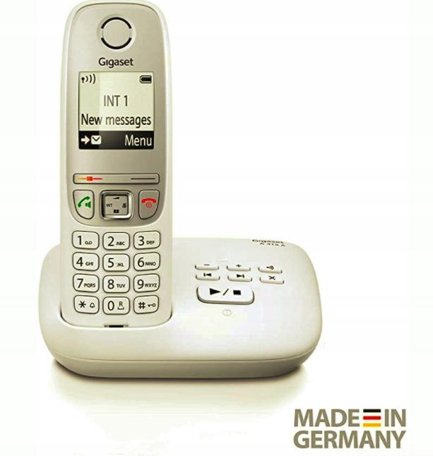 Telefon bezprzewodowy Gigaset A415A