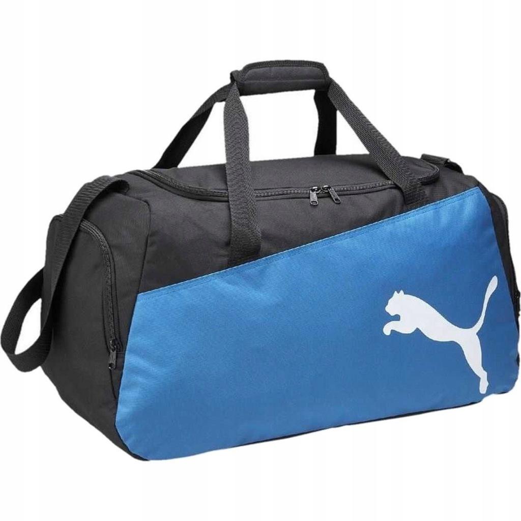Torba Puma 072938.03 Niebieska M