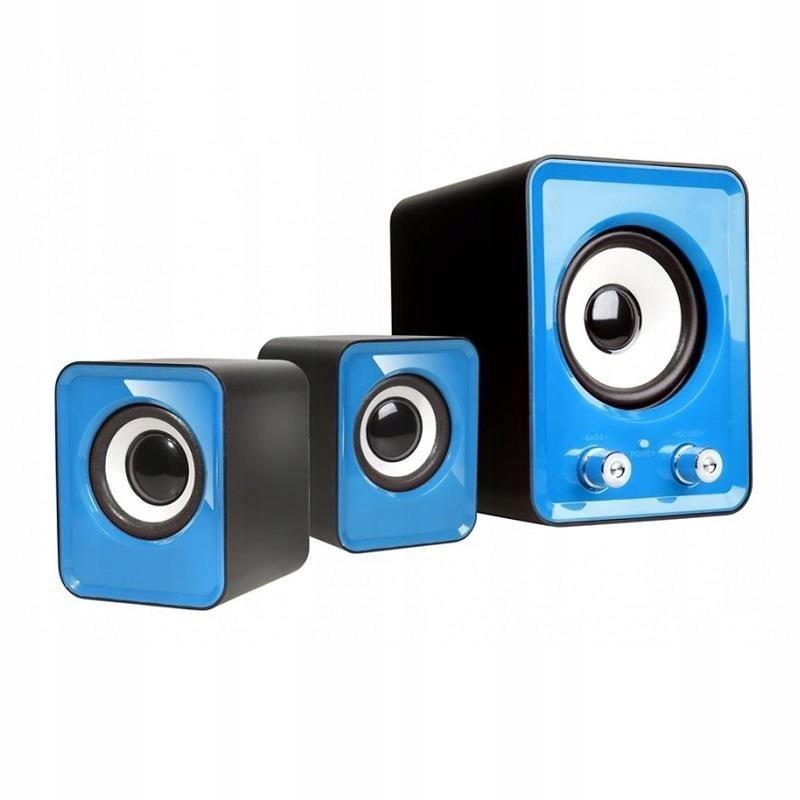 Zestaw głośników Tracer TRAGLO44981 (2.1; kolor ni