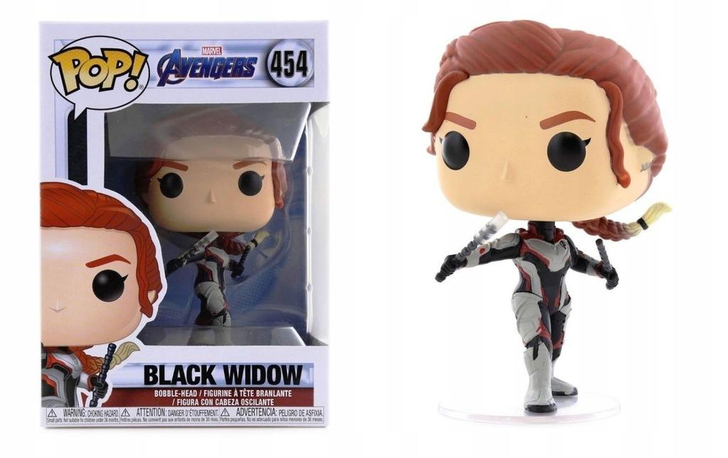 Marvel Avengers Endgame - Black Widow Pop! MG