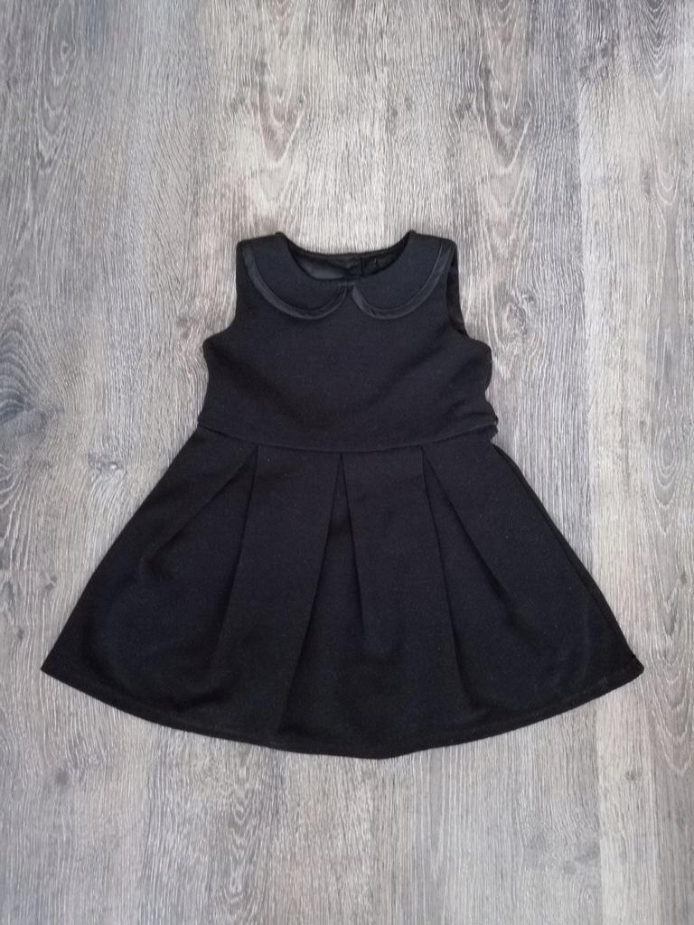 Komplet, sukienka wizytowa Next bolerko H&M 92