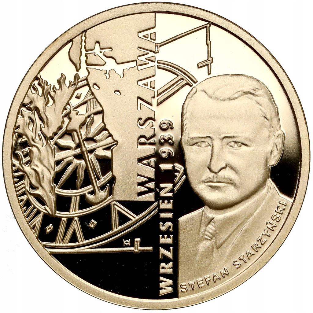 904. 200 zł 2009 Wrzesień 1939 - 15,5 g Au.900