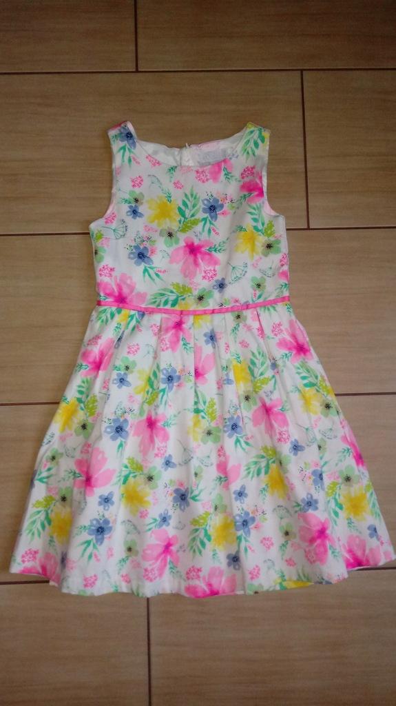 sukienka SMYK r 152