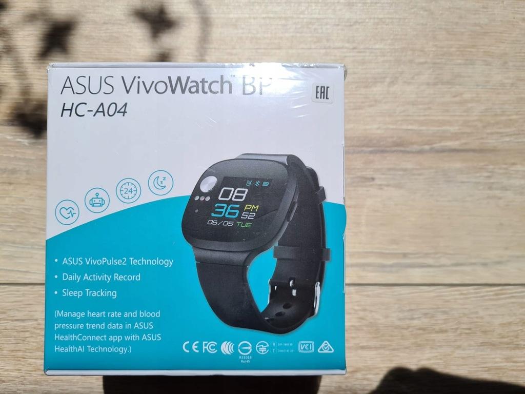 Smartwatch Asus VivoWatch BP Czarny