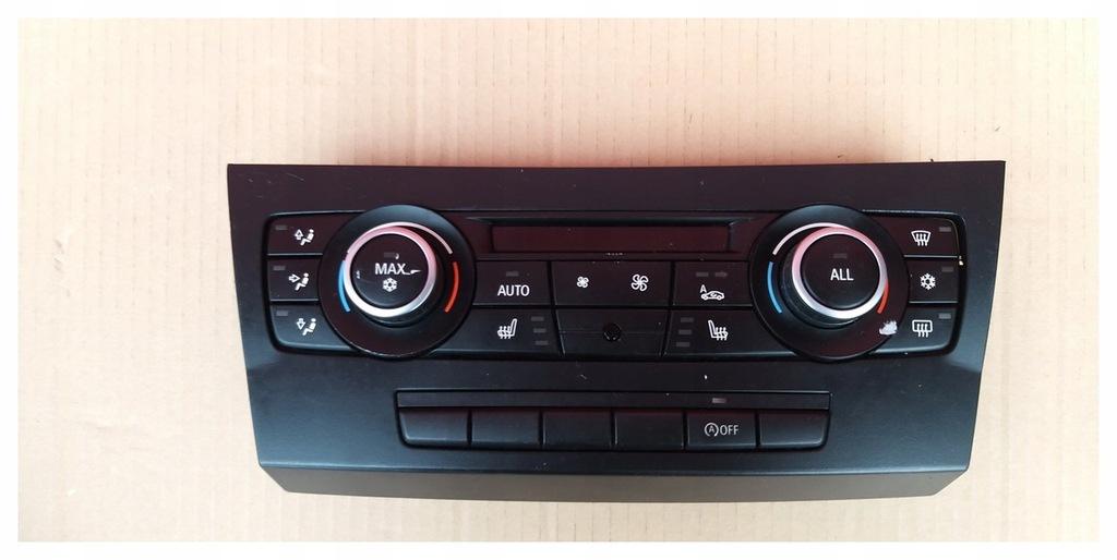 panel klimatyzacji BMW 1 E87 9248580-01 29M38