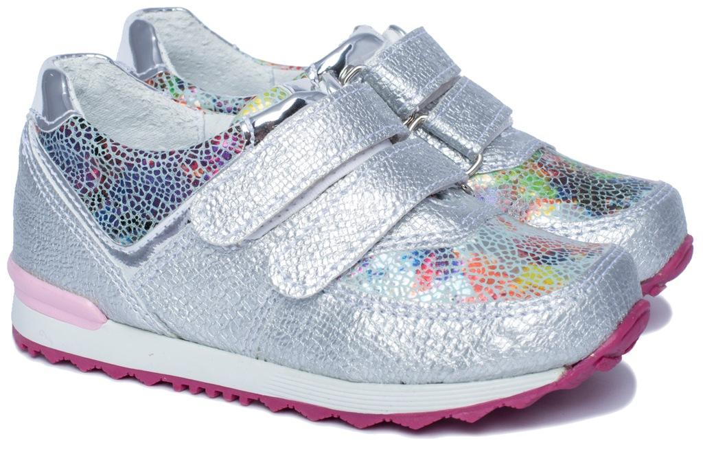 KORNECKI buty dla dziewczynki 04887 r. 24 SZYBKA W