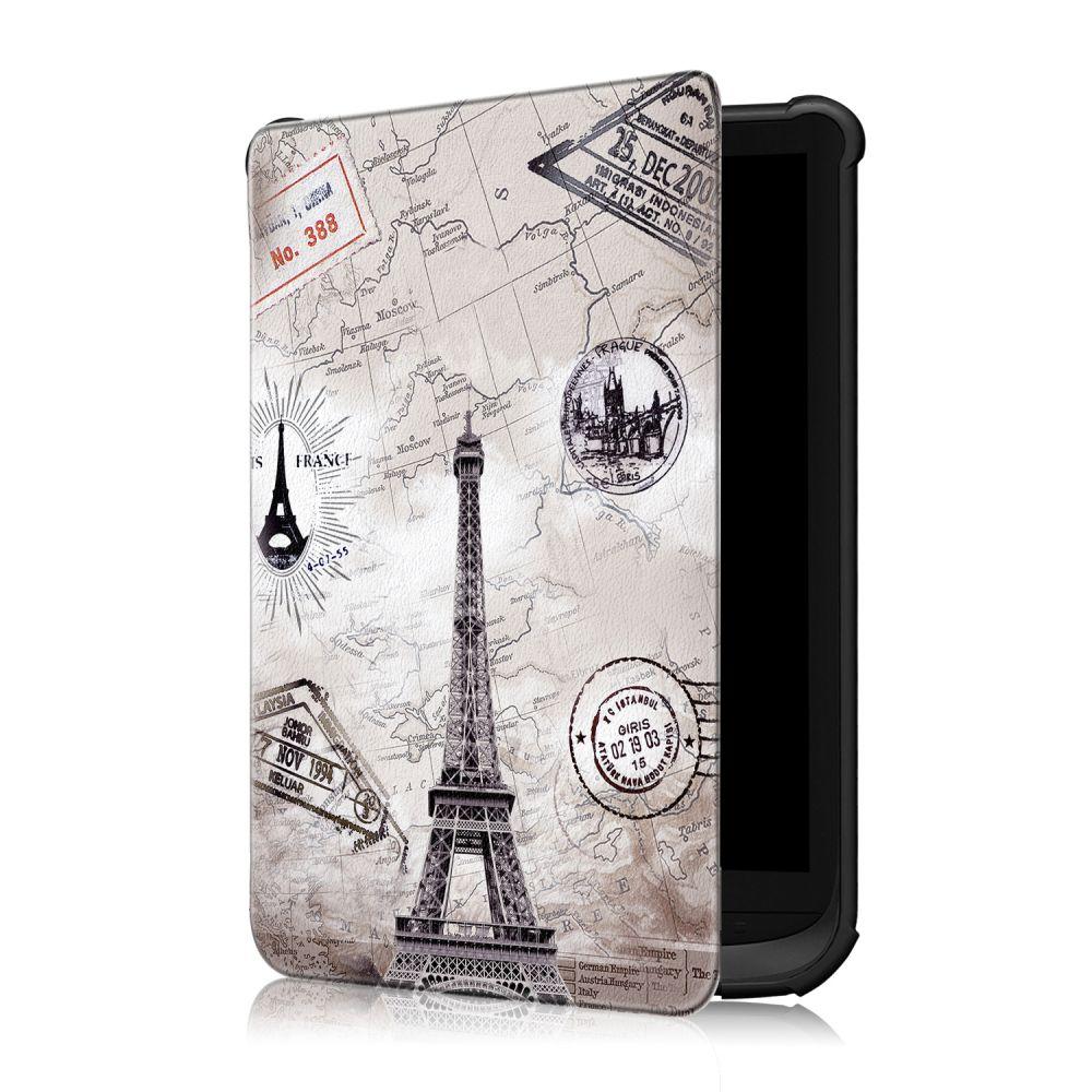ETUI SMART POCKETBOOK HD 3 632/TOUCH 4 627 PARIS