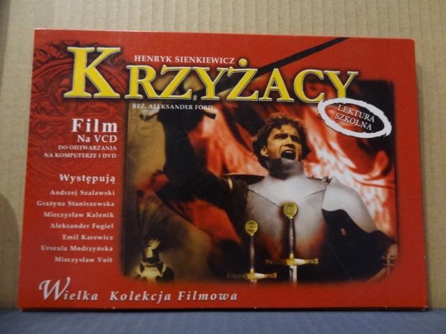 VCD Chopin Krzyżacy