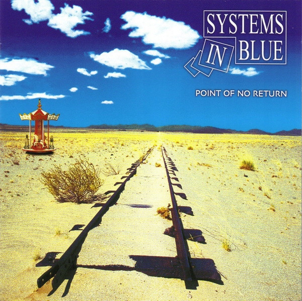 SYSTEMS IN BLUE POINT OF NO RETURN WINYL NOWY