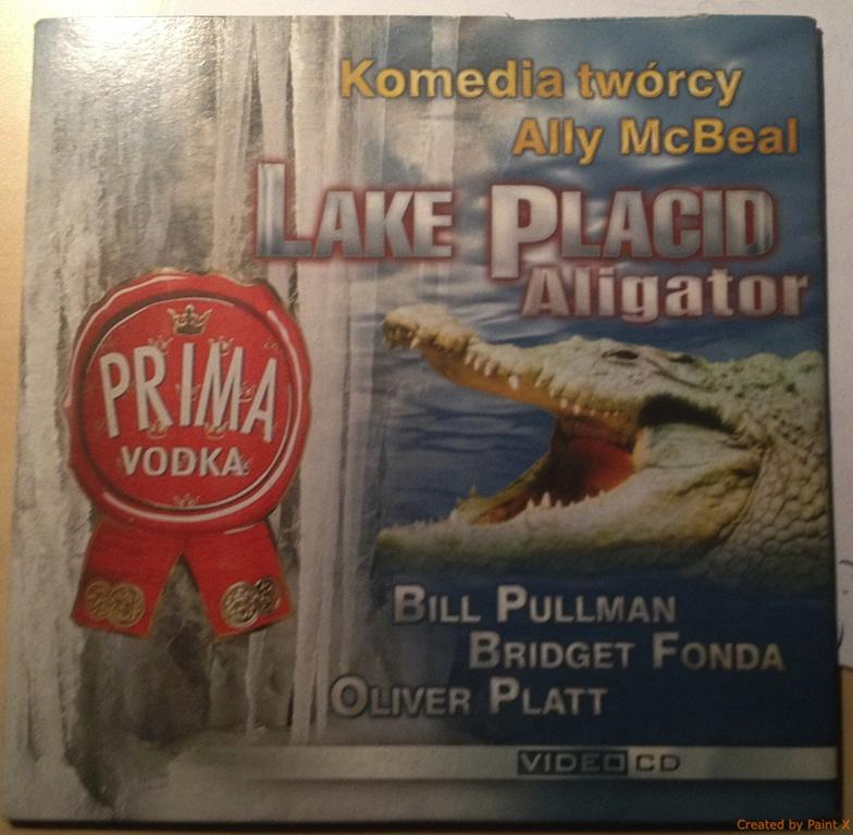 Lake Placid Aligator Film