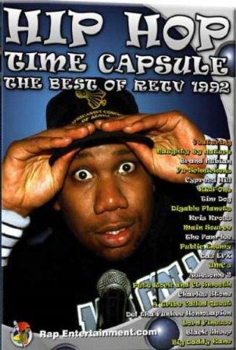 DVD V/A Hip Hop Time Capsule `92