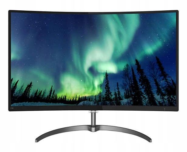 Monitor 27 278E8QJAB VA Curved DP HDMI Głośniki