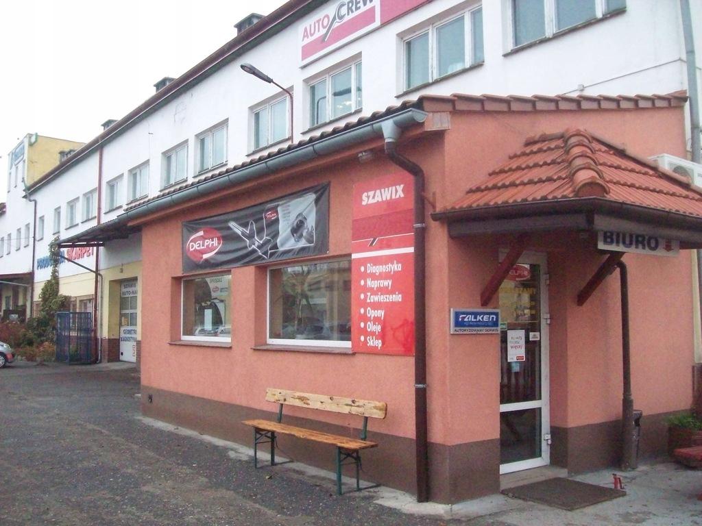 magazyny biura 100m2-600m2 do wynajęcia Szprotawa