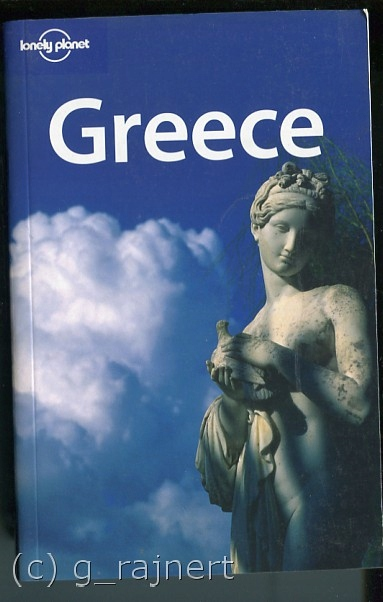LonelyPlanet Greece (Grecja)