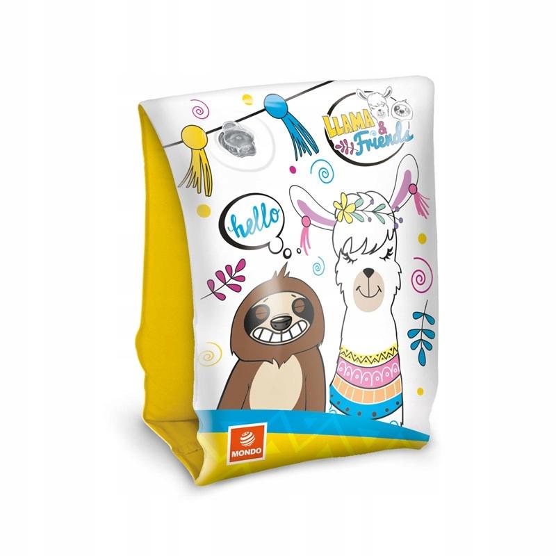 Mondo - Rękawki do pływania - Lama i przyjaciele