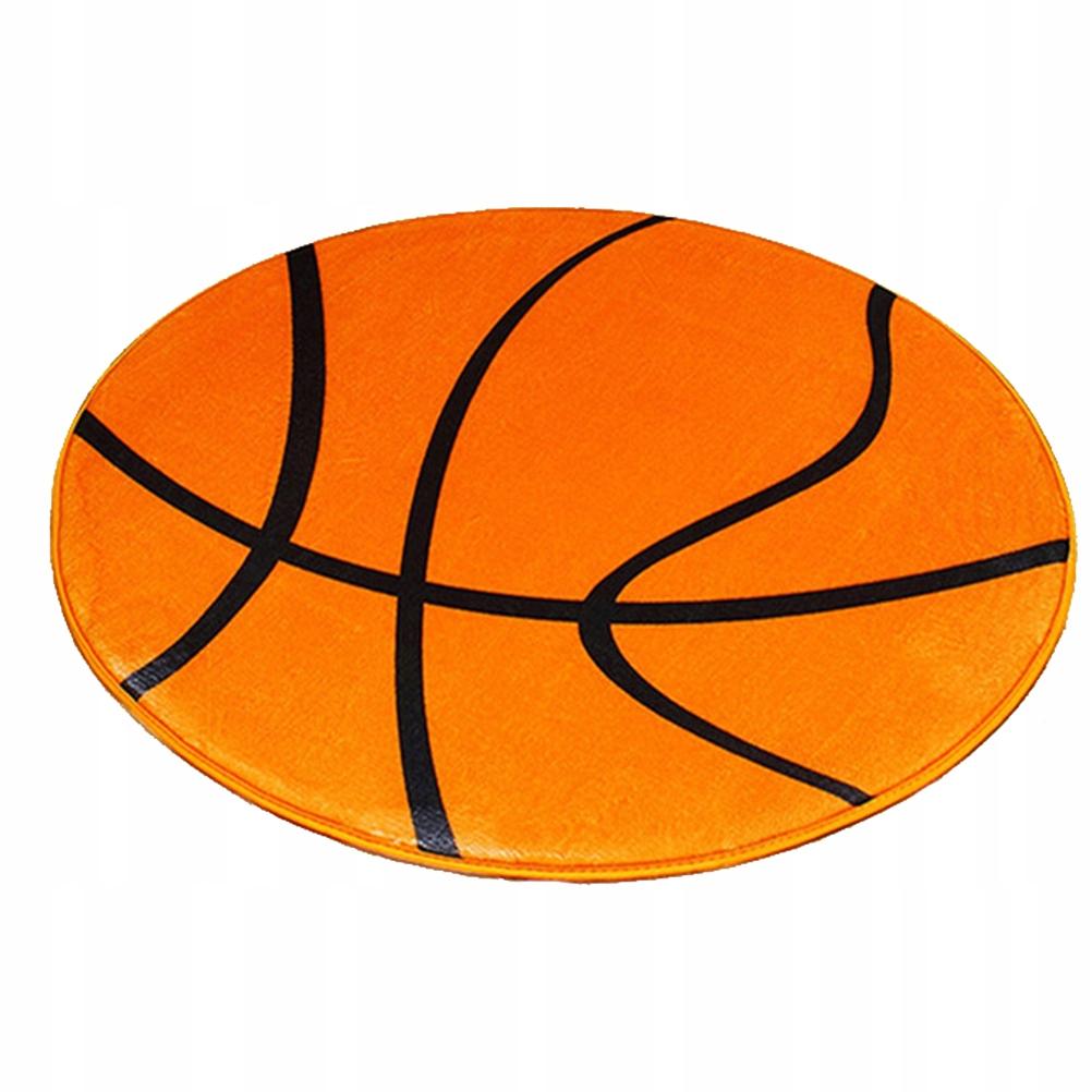 1 PC Dekoracyjny dywan okrągły w kształcie basebal