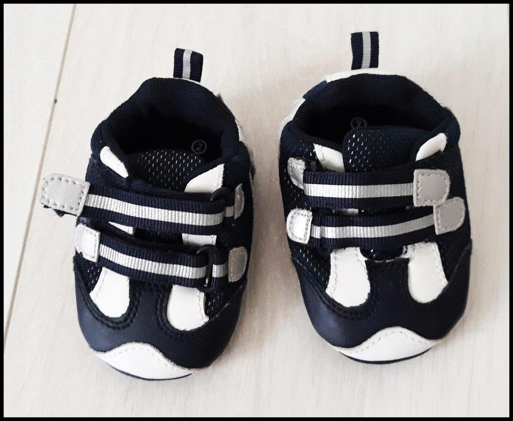 chłopiec buty buciki r.17 (us2 ) 9,5 cm