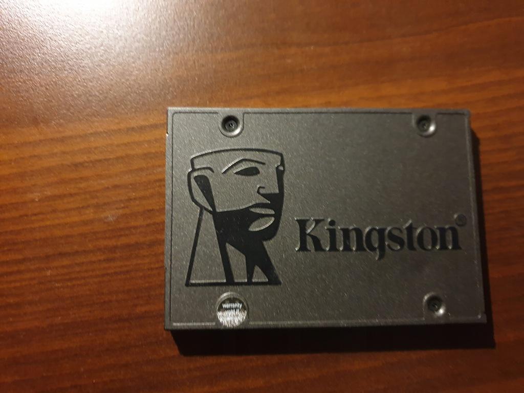 Dysk wewnętrzny SSD Kingston 480 GB SA400S37/480G