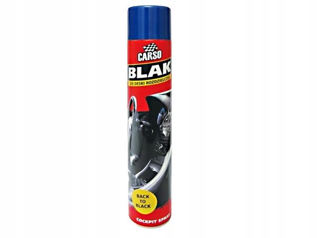 K2 BLAK spray do kokpitu NEW CAR CARSO 750ml