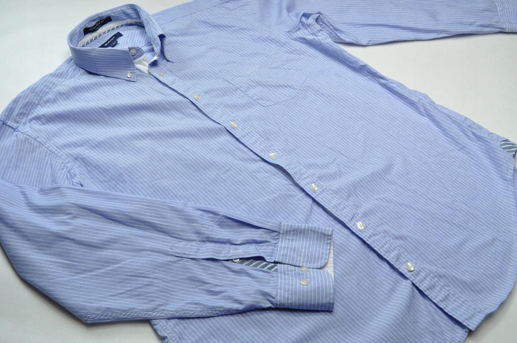 ATT męska koszula w paski Gant rozmiar XL