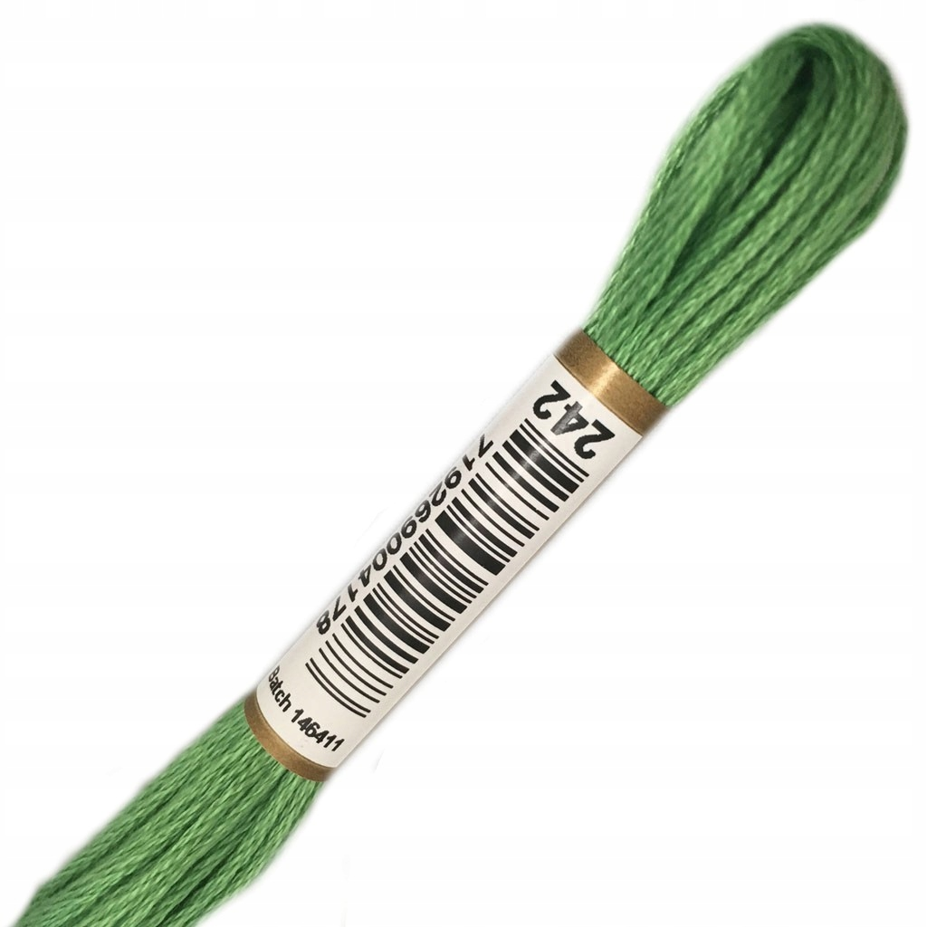 MULINA ANCHOR COATS stranded cotton nr koloru 0242