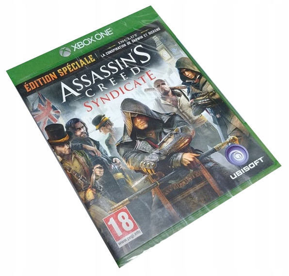 1694. ASSASSINS CREED SYNDICATE / XBOX ONE / PL