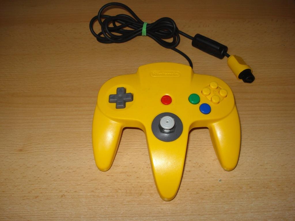 Oryginalny sprawny pad Nintendo 64