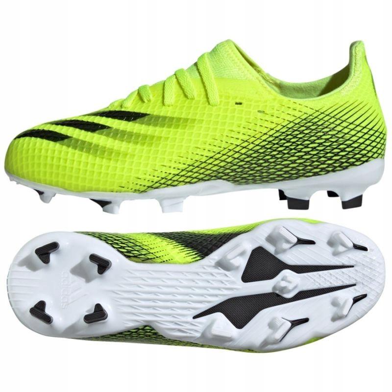 Buty piłkarskie adidas X Ghosted.3 FG Jr FW6934 38