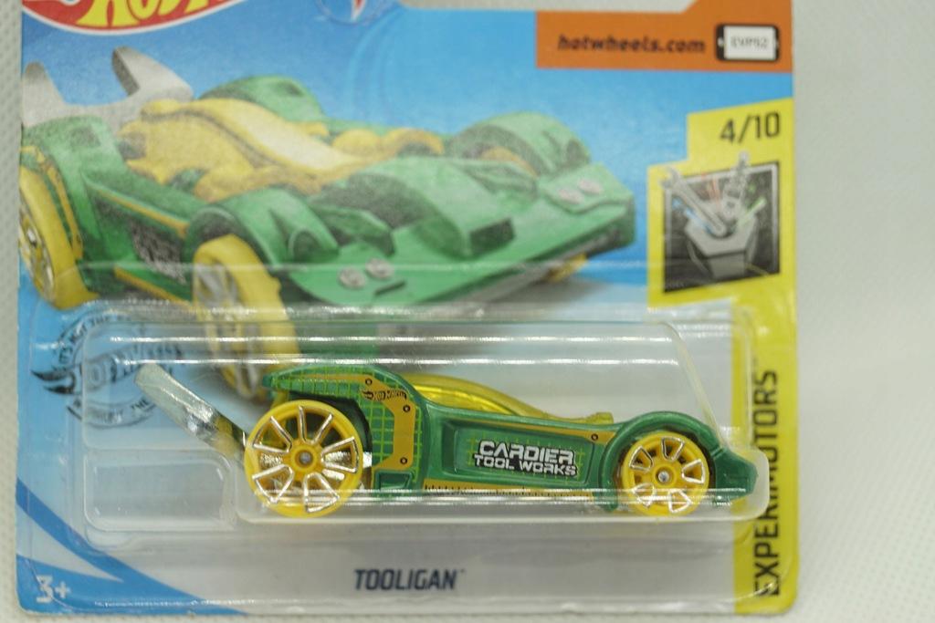 Hot Wheels Tooligan